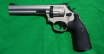 ".177 Smith-Wesson 6"" Nickel"